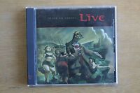Live  ‎– Throwing Copper   (Box C287)