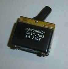 Netzschalter Ein / Aus schalter MARQUARDT 4 A 250 V