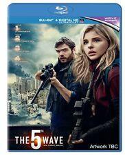 The 5th Wave [Bluray] [2016] [Region Free] [DVD]
