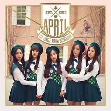 APRIL - [BOING BOING] 1st Single Album CD+Photo Booklet+Photo Card K-POP Sealed