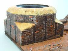 1/35 Scale Chimney / kiln base diorama - ceramic model