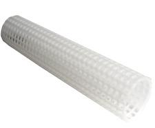 Siebrohr Filtersiebrohr L=33 cm Ø 110 mm Filter Gitterrohr Filtermedien - weiß