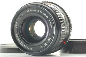 """Near MINT"" Minolta MD W.Rokkor 35mm f/1.8 Wide Angel MF Lens From Japan #85"