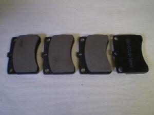 Daihatsu Hijet Front Brake Pad Set Fits Models S81P, S82P, S83P, S80P, S65, S66