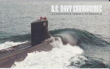 USA 3260-3264 MH Unterseeboote der US Navy, -Boot, Tauchboot, Submarine, NEU