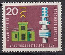Germany stamp nine no. 343 ** transport telegraphe has dial telecommunication