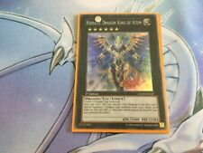 Yu-Gi-Oh Hieratic Dragon King of Atum GAOV-EN047 NM/M 1st Edition