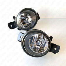 For 2011 Infiniti G37 Coupe Convertible Clear Fog Driving Light Kit with Bulbs