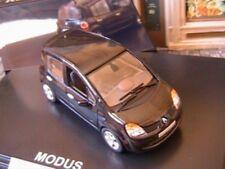 RENAULT MODUS NOIR NACRE DE 2005 NOREV 1/43 IPOD BLACK
