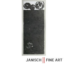 "Joseph Beuys ""Scrolls"", une incroyable et collagierte farblithographie, 1982!"