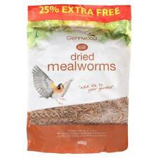 Glennwood Dried Mealworms Bird Food