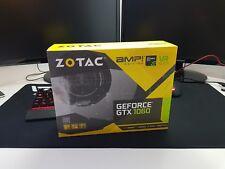 ZOTAC GeForce GTX 1060 AMP! Edition 6GB Grafikkarte