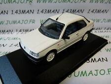 coche 1/43 VANGUARDIAS CORGI : PEUGEOT 309 Coro alpine blanco 3 portes
