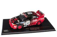 Mitsubishi Lancer Evo V 43 WRC Rallye Nouvelle Zélande 1999 - 1:43 IXO RAM523