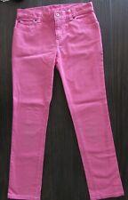 Lilly Pulitzer Girls Pink denim jeans Girls Tweens Youth Size 12