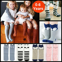 Cute Baby Toddler Girl's Boy's Soft Leggings Warmer Leg Warmers Knee Long Socks