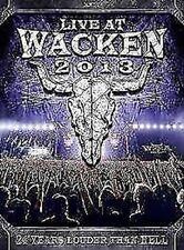 Live At Wacken 2013 - Live At Wacken 2013 nuevo DVD