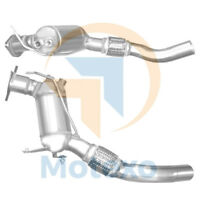 BM80487H Exhaust Approved Diesel Catalytic Converter +Fitting Kit +2yr Warranty