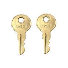 2 Uws Toolbox Keys Code Cut Ch501 Truck Tool Box Lock Key