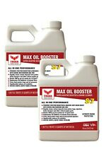 Triax S7 MAX Oil Booster Super Additive Booster & Engine Cleaner (16 oz/ 2 Pack)