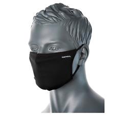 Portwest CV33 AntiMicrobial 3 Layr Adjustable Reusable Washable Cotton Face Mask