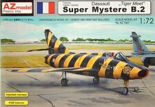 AZ Models 1/72 Dassault Super Mystere B.2 Tiger Meet # AZ 7347