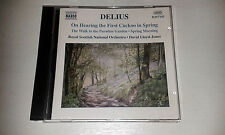 DELIUS: ON HEARING THE FIRST CUCKOO: ROYAL SCOTTISH NATIONAL ORCHESTRA: NAXOS