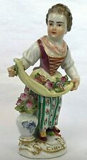 Meissen, Blumenmädchen,