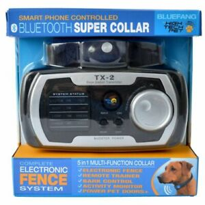 LM High Tech Pet X-30 BlueFang 5-in-1 Electronic Dog Fence 1 Count