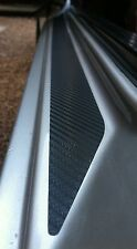 Carbon Fiber Finish Outer Sill Covers left and right : Fits Porsche 944 968