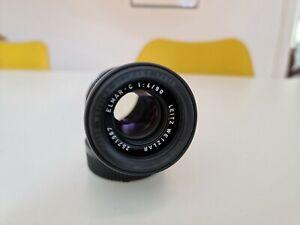 Leitz Wetzlar Objektiv Elmar-C 1:4 / 90 Leica M