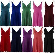 Polyester Party Short/Mini Sleeveless Dresses for Women
