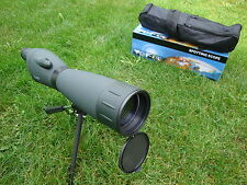 Level-eyepiece 25-115x80zoom Telescope / Spotting Scope