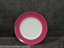 THOMAS Porzellan SUNNY DAY Frühstücksteller Desserteller 22 cm RASPBERRY/36 Pink