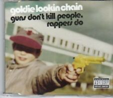 (BW23) Goldie Lookin Chain, Guns Don't Kill People Rappers Do - 2004 CD