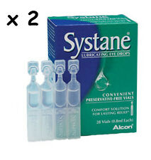 Systane Lubricante colirio X 56 viales Alcon Freepost