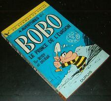 BOBO PRINCE DE L'EVASION GAG DE POCHE GDP N°10 1964 ROSY DELIEGE