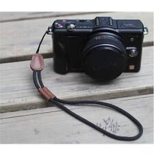 Dragonne Cordon Lanière pour Appareil Photo Caméra Cuir Coton -25cm