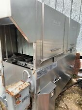 Hobart C 64 Stainless Steel Commercial Dishwasher