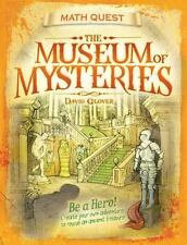 Math Quest: Museum of Mysteries : Be a Hero! Create Your Own Adventure to...