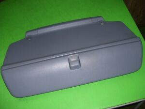 08 Hino 268 Overhead compartment storage console lid insert ceiling roof door