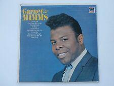 """""""GARNET MIMMS & MAURICE MONK"""" Grand Prix K-424 Mono LP 33 12"""" Soul R&B VG+"""