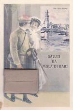 """SALUTI DA MOLA DI BARI  """"a valigetta"""" dell'anno 2005  -  Chiesa di Loreto"""