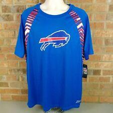 Buffalo Bills Zubaz Short Sleeve Shirt Men's XL NEW