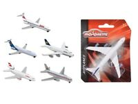 Majorette 212057980 - Airplanes - American Airlines (11 - 12cm) - Neu