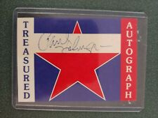 Paul Holmgren Treasured autograph card - Flyers