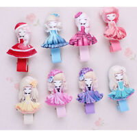Baby Toddler Girl Hair Clips Bow Kids Headband Hairpin Kids LJ