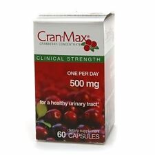 CranMax Cranberry Concentrate Dietary Supplement 500 mg Capsules 60 Capsules