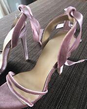 Rose gold high heel pumps - brand new