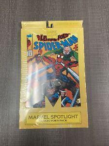 1994 Marvel Spotlight Collectors Pack (4) Lethal Foes Of Spider-Man #1-4 NOS